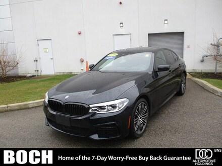 2019 BMW 5 Series 530e xDrive iPerformance Plug-In Hy Car