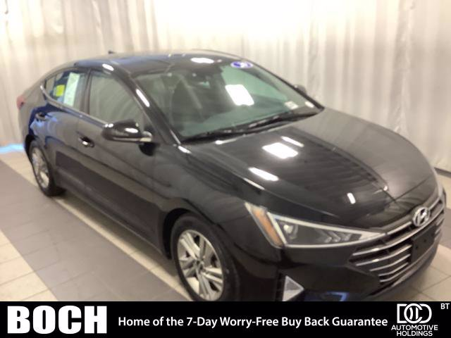 Used Hyundai Elantra Norwood Ma
