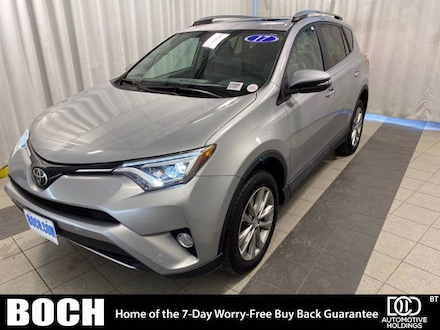 2017 Toyota RAV4 Limited AWD SUV