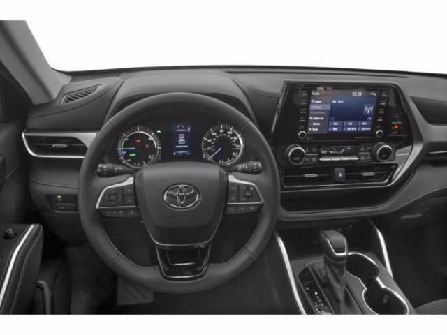 New 2021 Toyota Highlander Hybrid For Sale At Boch Vin 5tdhbrch4ms027904