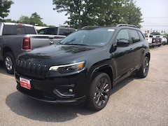 New 2019 Jeep Cherokee HIGH ALTITUDE 4X4 Sport Utility Brunswick ME