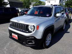 Used 2017 Jeep Renegade Latitude 4x4 SUV Brunswick ME