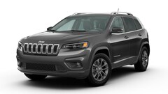 New 2020 Jeep Cherokee LATITUDE PLUS 4X4 Sport Utility Brunswick ME