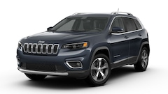 New 2019 Jeep Cherokee LIMITED 4X4 Sport Utility Brunswick ME