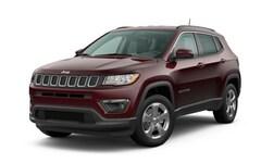 New 2020 Jeep Compass LATITUDE 4X4 Sport Utility Brunswick ME