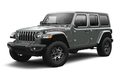 New 2021 Jeep Wrangler UNLIMITED RUBICON 4X4 Sport Utility Brunswick ME