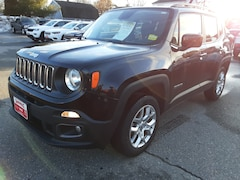 Certified 2017 Jeep Renegade Latitude 4x4 SUV Brunswick ME