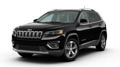New 2020 Jeep Cherokee LIMITED 4X4 Sport Utility Brunswick ME