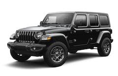 New 2021 Jeep Wrangler UNLIMITED 80TH ANNIVERSARY 4X4 Sport Utility Brunswick ME