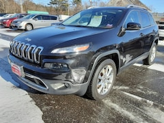 Used 2014 Jeep Cherokee Limited 4x4 SUV Brunswick ME