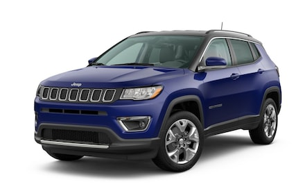 2020 Jeep Compass LIMITED 4X4 Sport Utility