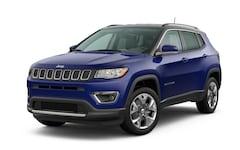 New 2020 Jeep Compass LIMITED 4X4 Sport Utility Brunswick ME