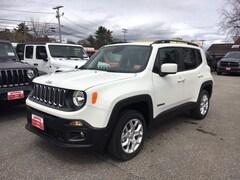New 2018 Jeep Renegade LATITUDE 4X4 Sport Utility Brunswick ME