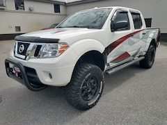Used 2016 Nissan Frontier Truck Crew Cab Brunswick ME