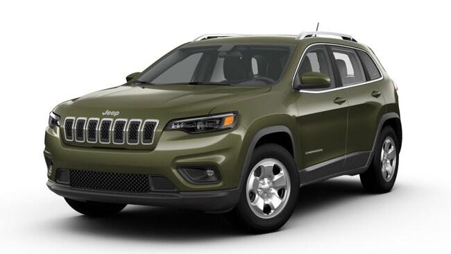 New 2019 Jeep Cherokee LATITUDE 4X4 Sport Utility Brunswick