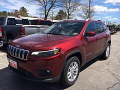 New 2019 Jeep Cherokee LATITUDE 4X4 Sport Utility Brunswick ME