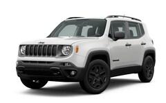 New 2020 Jeep Renegade UPLAND 4X4 Sport Utility Brunswick ME