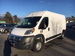 New 2018 Ram ProMaster 2500 CARGO VAN HIGH ROOF 159 WB Cargo Van Brunswick ME
