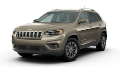 New 2020 Jeep Cherokee LATITUDE LUX 4X4 Sport Utility Brunswick ME
