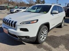 Used 2018 Jeep Cherokee Limited 4x4 SUV Brunswick ME