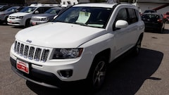 Used 2016 Jeep Compass HIGH ALTITUDE 4X4 SUV Brunswick ME