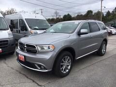 New 2018 Dodge Durango SXT PLUS AWD Sport Utility Brunswick ME