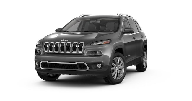 New 2018 Jeep Cherokee LIMITED 4X4 Sport Utility Brunswick