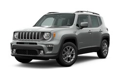 New 2020 Jeep Renegade LATITUDE 4X4 Sport Utility Brunswick ME