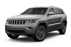 New 2019 Jeep Grand Cherokee LIMITED 4X4 Sport Utility Brunswick ME