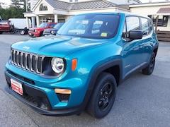 New 2020 Jeep Renegade SPORT 4X4 Sport Utility Brunswick ME