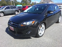 Used 2014 Ford Focus Titanium Hatchback Brunswick ME