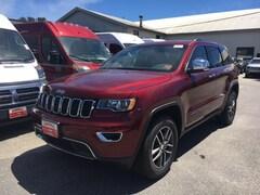 New 2018 Jeep Grand Cherokee LIMITED 4X4 Sport Utility Brunswick ME
