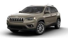 New 2021 Jeep Cherokee LATITUDE LUX 4X4 Sport Utility Brunswick ME