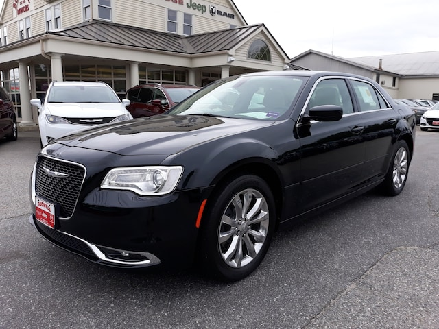 Certified Pre-Owned Vehicles Brunswick ME | Bodwell Chrysler Jeep