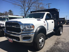 New 2019 Ram 5500 Chassis Cab 5500 TRADESMAN CHASSIS REGULAR CAB 4X4 144.5 WB Regular Cab Brunswick ME