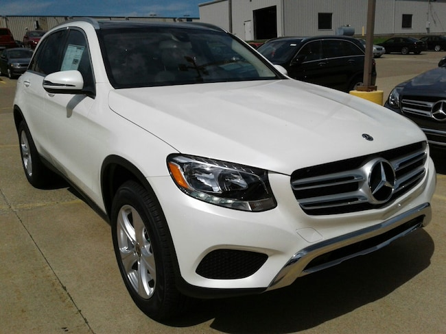 2018 Mercedes-Benz GLC 300 4MATIC SUV