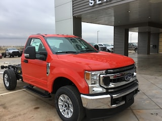 2020 Ford F-350 STX Regular Cab Truck