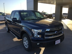 2015 Ford F-150 Lariat Super Cab