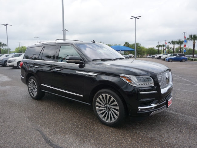 Used 2019 Lincoln Navigator For Sale At Boggus Lincoln Mcallen Vin