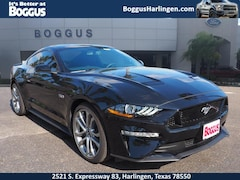 New 2018 Ford Mustang GT Coupe 1FA6P8CF8J5144751 for sale in Harlingen, TX
