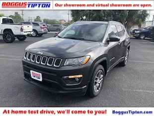 2020 Jeep Compass SUN AND SAFETY FWD Sport Utility