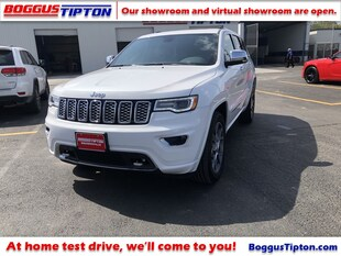 2020 Jeep Grand Cherokee OVERLAND 4X2 Sport Utility