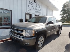 2008 Chevrolet Silverado 1500 LT Z71 4WD LT1  Crew Cab 5.8 ft. SB