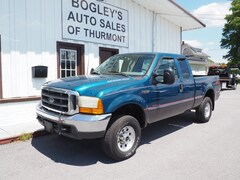 2000 Ford F-250 Super Duty XLT XLT Extended Cab LB