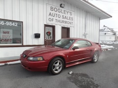 2003 Ford Mustang Base Fastback