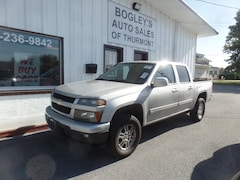 2012 Chevrolet Colorado LT 4x4 LT  Crew Cab w/1LT