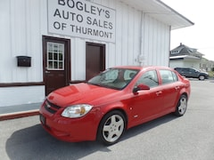 2006 Chevrolet Cobalt SS SS  Sedan w/ Front and Rear Head Airbags