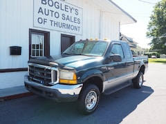 1999 Ford F-250 Super Duty XLT XLT Extended Cab LB