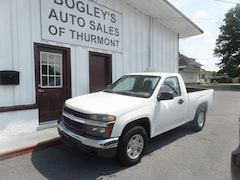 2008 Chevrolet Colorado Work Truck 4x2 Work Truck Regular Cab