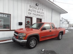 2008 Chevrolet Colorado LT 4x2 LT Extended Cab